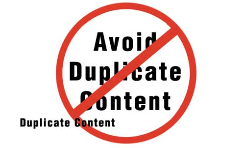 how to avoid duplicates in sql