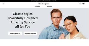 Classic Specs (CS)